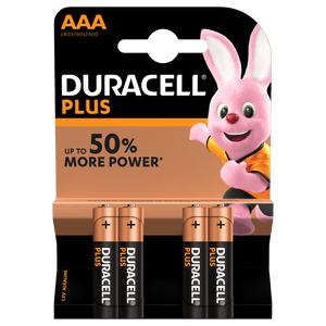 AAA Battery | Duracell Plus