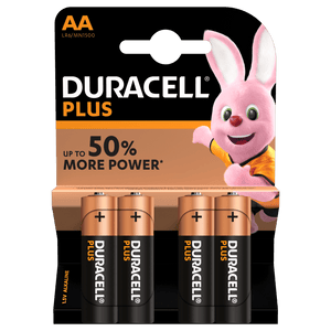 AA Battery | Duracell Plus