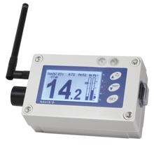 Battery Powered Bluetooth Anemometer | W410XB/BAT | Navis Elektronika