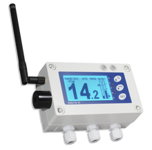 Navis Elektronika Anemometer W410XW WSD Display unit