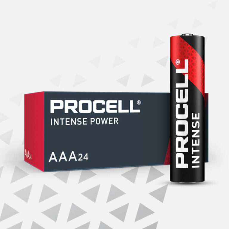 AAA Battery | Procell INTENSE by Duracell