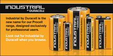 D Battery | Industrial by Duracell