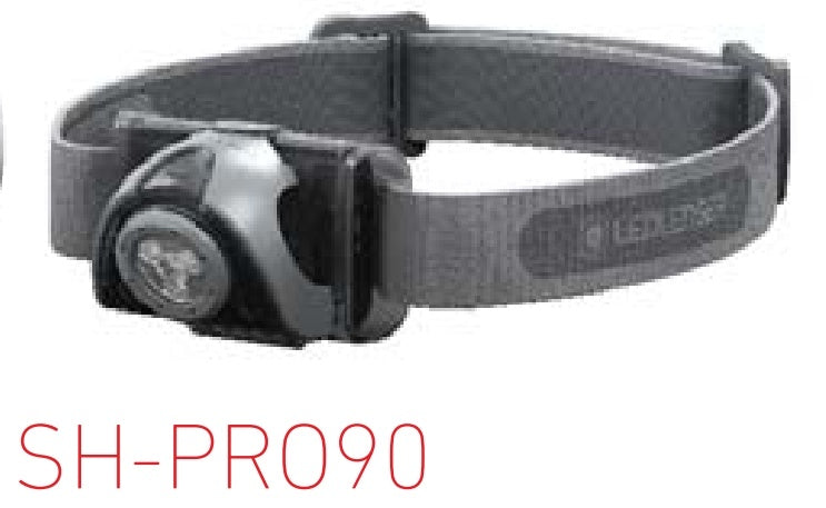 Led Lenser SH-Pro90 | Head Torch
