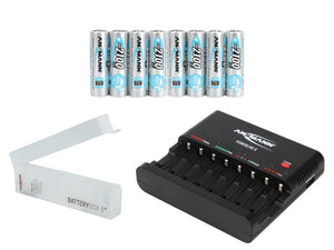 Rechargeable Battery Starter Kit
