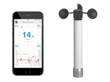 Bluetooth Anemometer | Windy B/S | Navis Elektronika