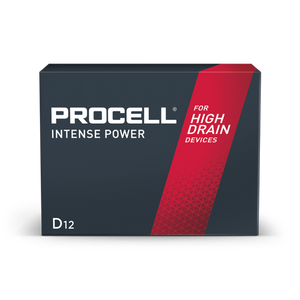 D Battery | Procell INTENSE by Duracell