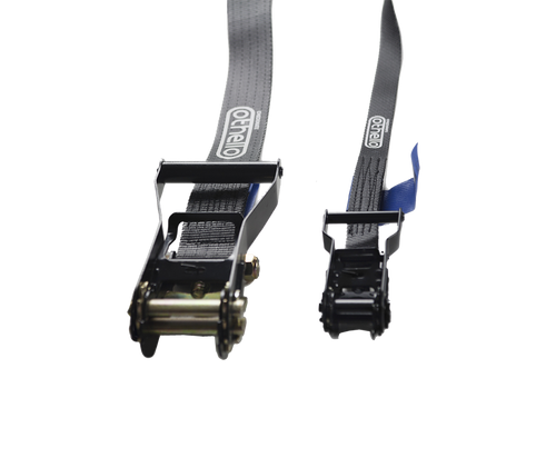 25mm 1ton Black Endless Ratchet Strap | Checkmate Othello for Theatre