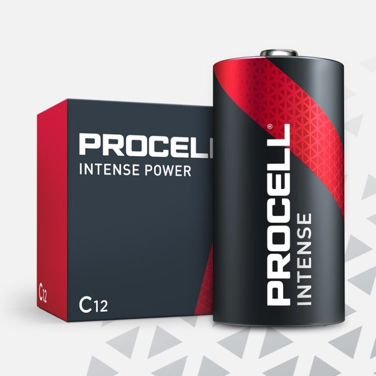 C Battery | Procell INTENSE by Duracell