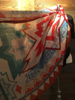 AMERICAN WEST SCARF