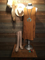 FARCREAK FRINGE DRESS