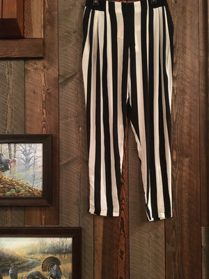 SLOWHOWLS STRIPED PANT