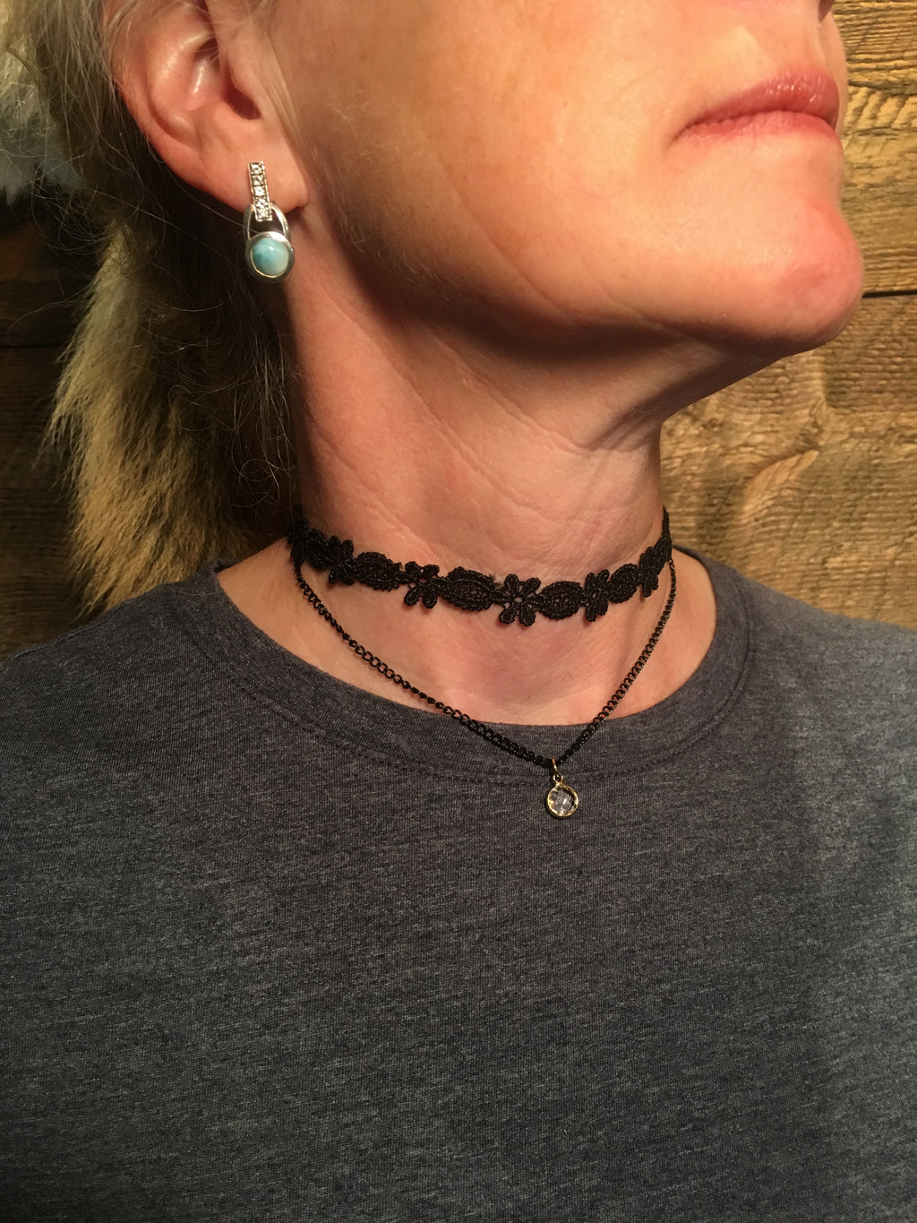 CANYON CHARM CHOKERS