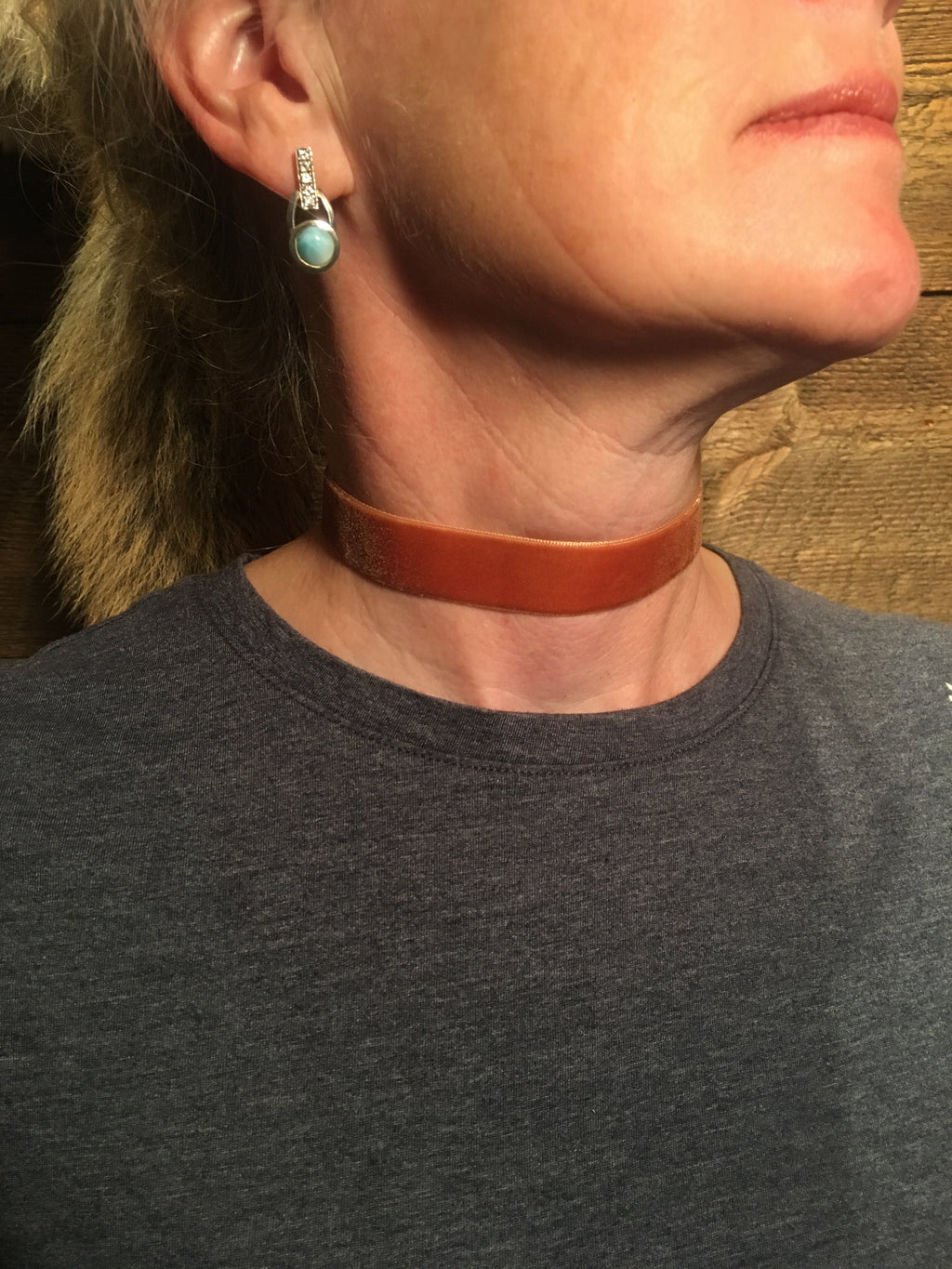 CHAPEL HILL CHOKER