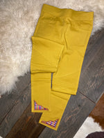 MOTO LEGGINGS (Size: SMALL)