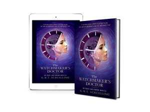 The Watchmaker's Doctor: Available on Amazon on 1.4.18!