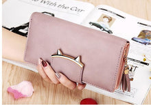 Large Luxury Cat Ear Purse