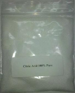 Citric Acid 2oz packet
