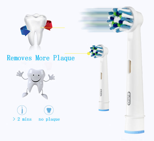 Electric Toothbrush Oral B Vitality Adult Toothbrush  Precision Clean Teeth Brush Rechargeable Imported from German - Dentists-world