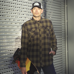 Heights Mammoth Flannel Jacket - For Tall Guys