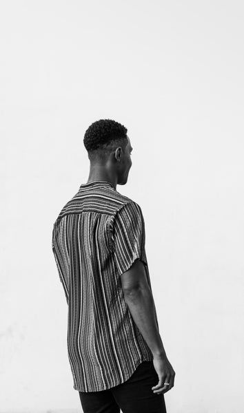 Stripe shirts for tall guys