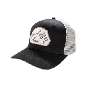 Better Up Here Hat - Black - Hats