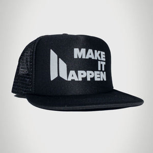 'Make It Happen'- Classic Trucker Hat - heights-apparel-co