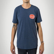 Red Label Premium Graphic Tall T-Shirt - Heather Lake - heights-apparel-co