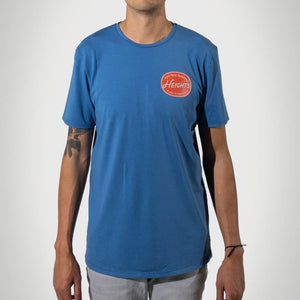 Red Label Premium Graphic Tall T-Shirt - Stellar Blue - heights-apparel-co