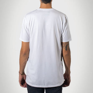 Signature Tall T-Shirt - White - heights-apparel-co