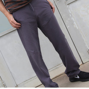 ISTANBUL Unisex Long Yoga Sweat-Pants  in Organic Cotton
