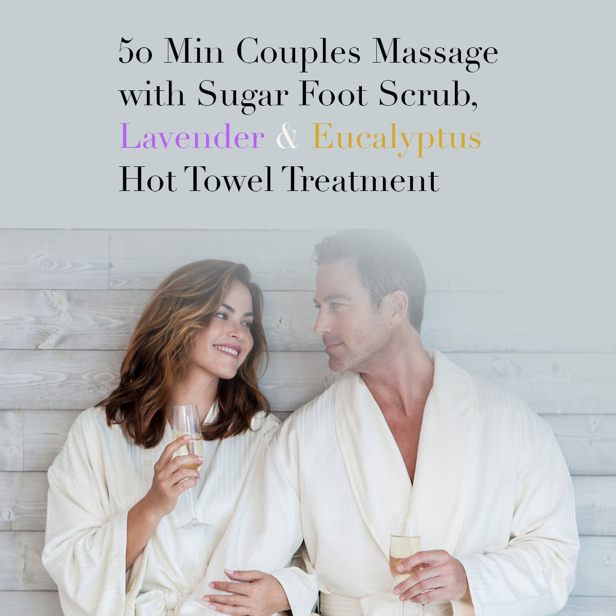 Holiday Couples Massage