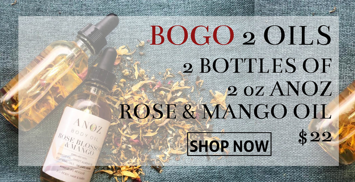 BOGO ANOZ BODY OIL