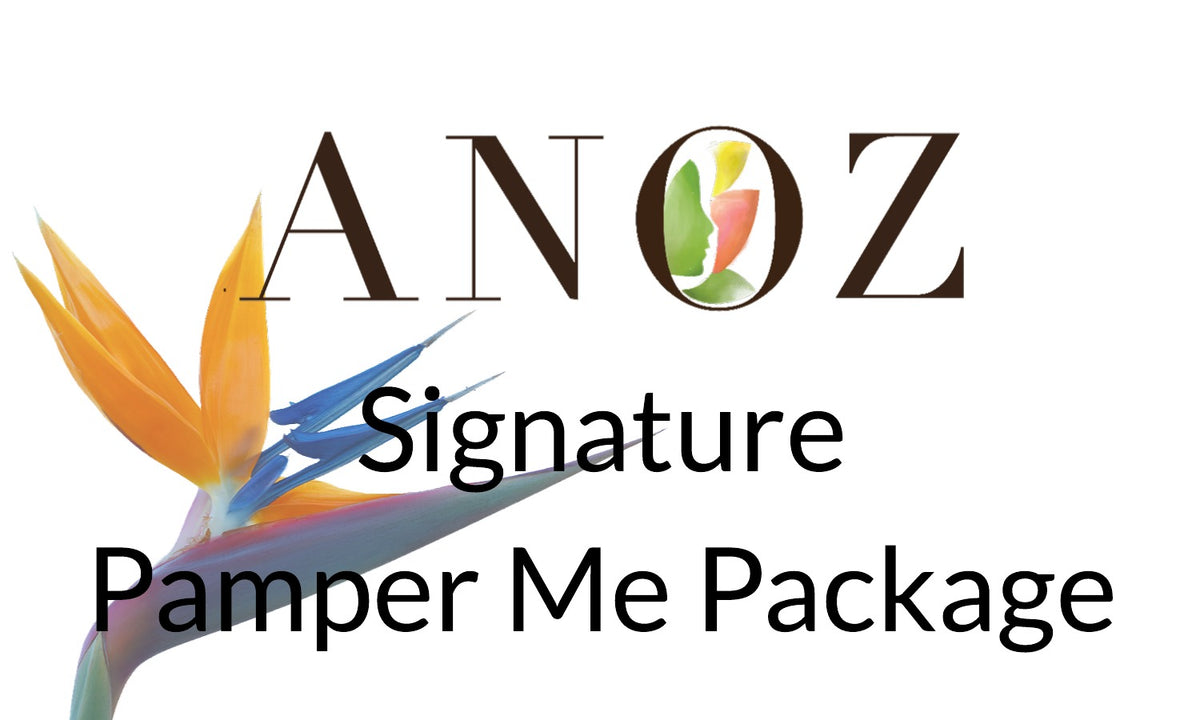 ANOZ Signature: Pamper Me Package