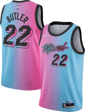 Jimmy Butler Heat City Jersey