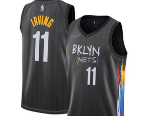 Kyrie Irving Nets City Jersey