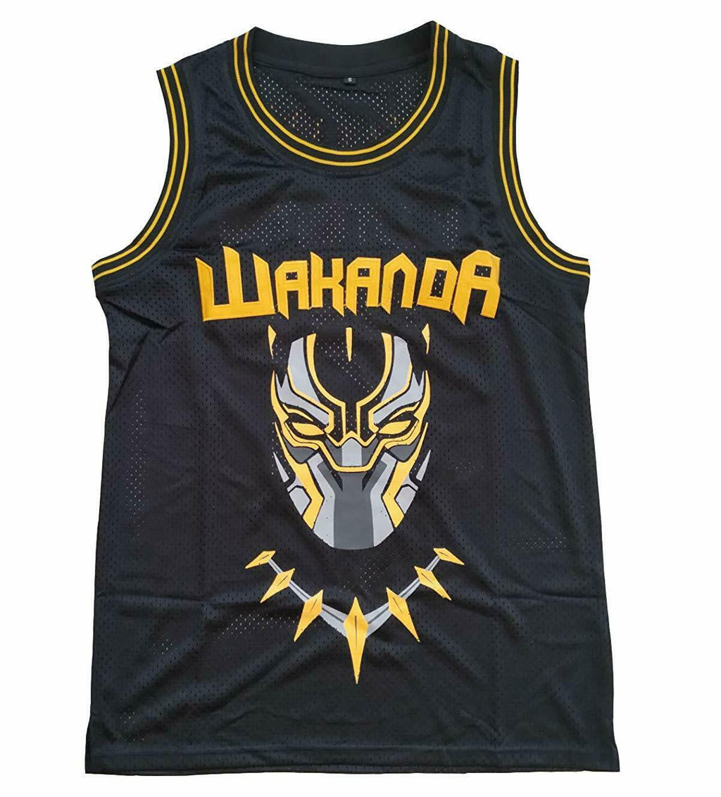 Black Panther Killmonger Jersey