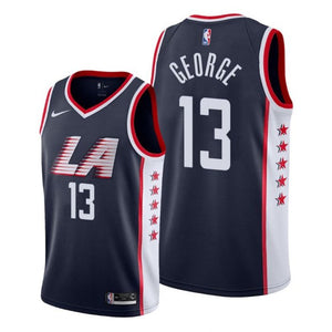 Paul George Clippers City Jersey