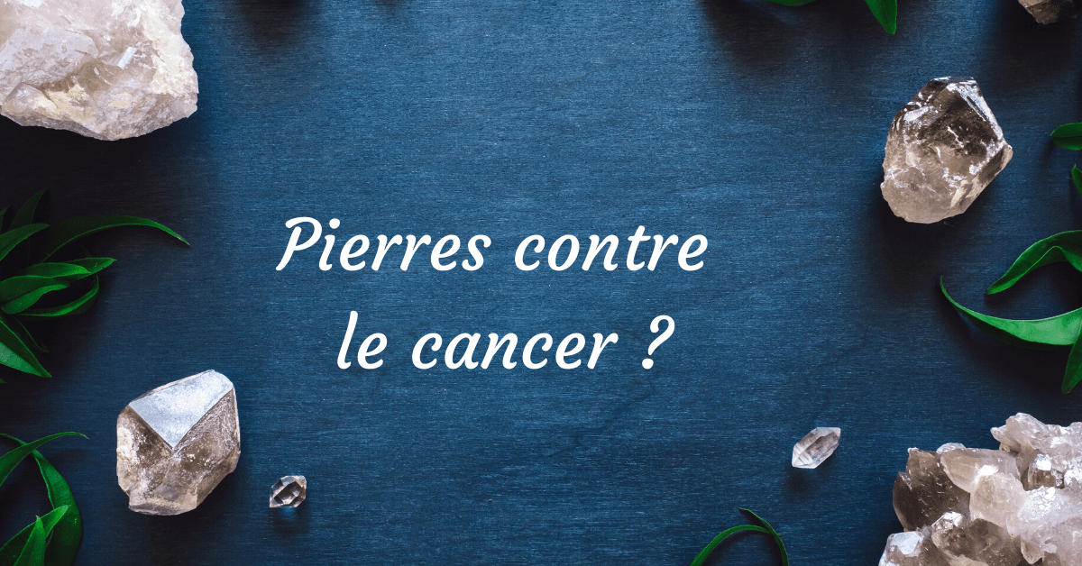 Pierre contre le cancer