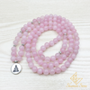 Pierre quartz rose - Bracelet bouddhiste