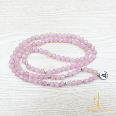 Pierre quartz rose - mala
