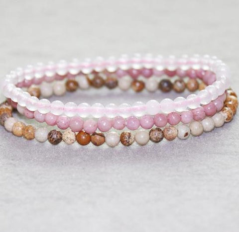"Pack Bracelet ""tendresse et amour de soi"""