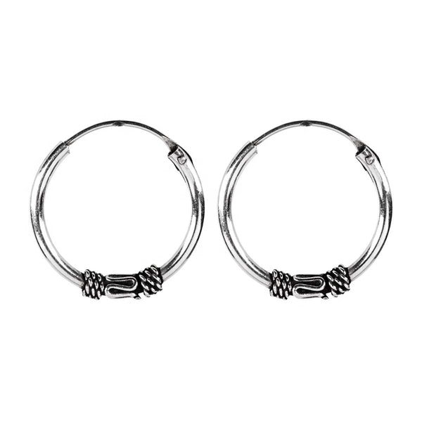 Bali Rope Hoops - 2 Sizes