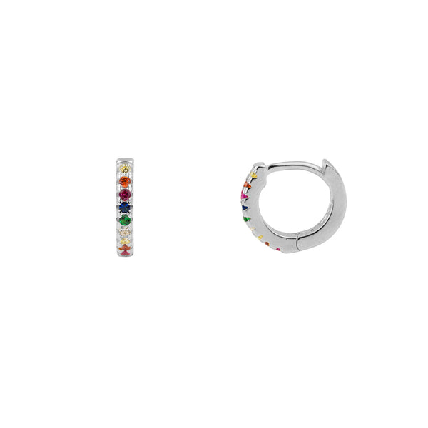 Aros Click Rainbow 12mm