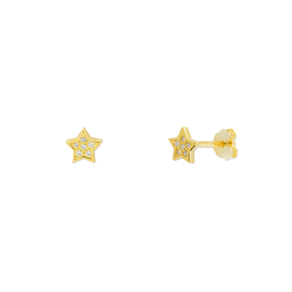 Star Shine Mini Earrings