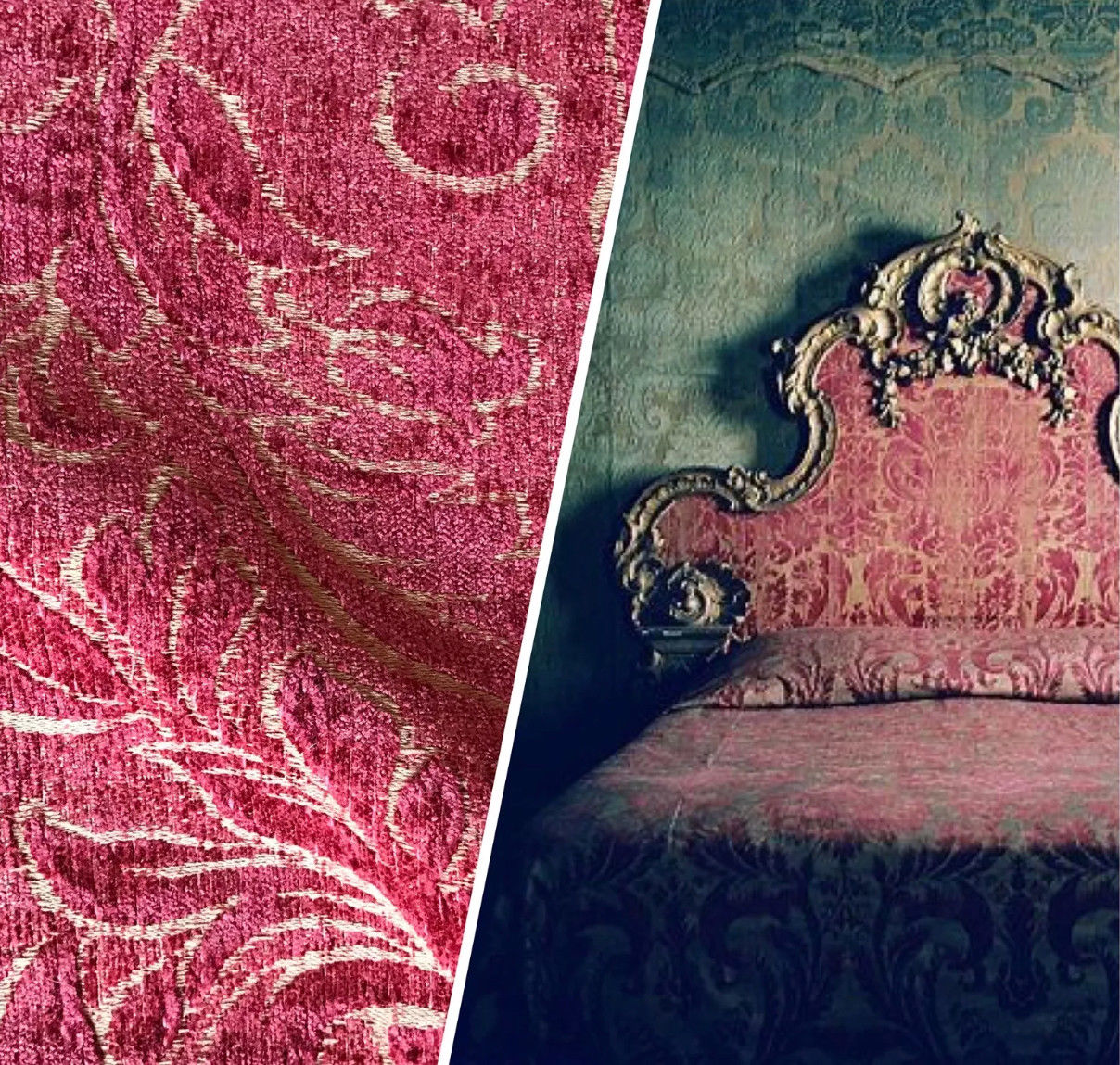 Swatches Chenille Velvet Fabric - Fancy Styles Fabric Boutique