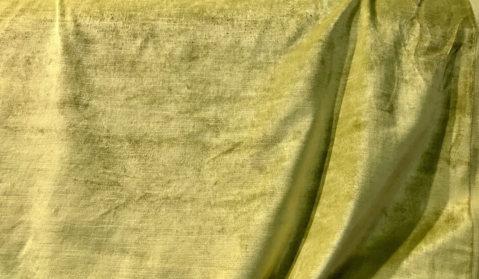 Designer Antique Inspired Velvet Fabric - Antique Lime - Upholstery - Fancy Styles Fabric Pierre Frey Lee Jofa