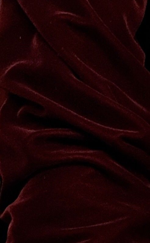 Designer Silk Rayon Velvet Fabric- Dark Cabernet Red - By the yard - Fancy Styles Fabric Pierre Frey Lee Jofa Brunschwig & Fils