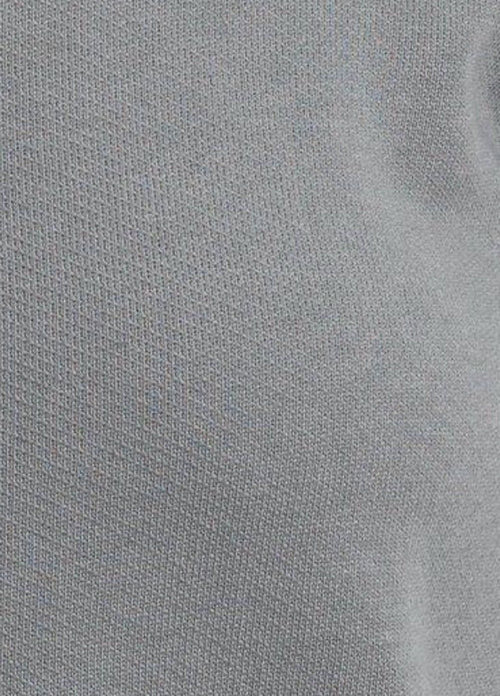 SALE! Designer 100% Cotton Lightweight Laundered French Terry Knit Fabric Gray - Fancy Styles Fabric Boutique
