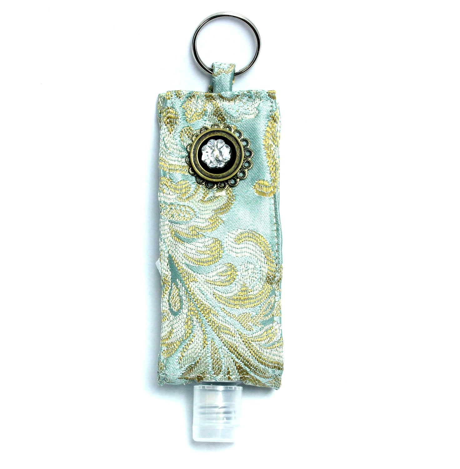 Hand Sanitizer Holder - Digital Pattern