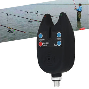 Waterproof Adjustable Tone Volume Sensitivity Sound Fish Bite Alarm Fishing Tool #YL - Livingaffiliate
